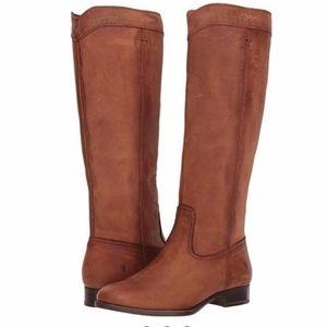 FRYE Cara Roper Mid Calf Boot